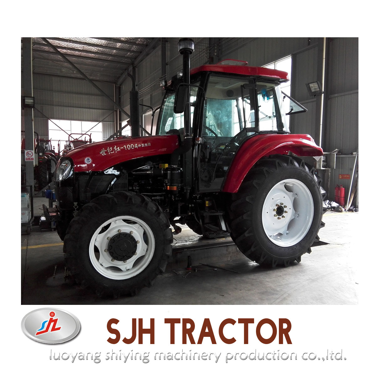 Manufacturer 4WD 100hp Farm Tractor for Sale