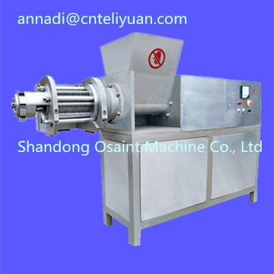Poultry meat separate machine