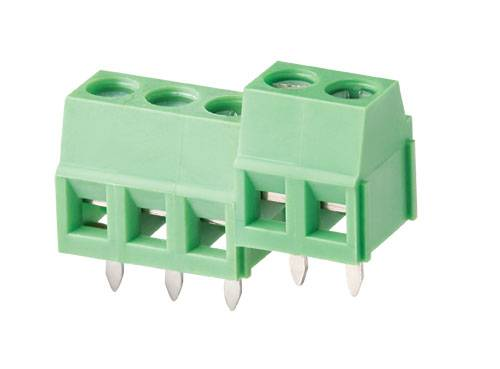 3.5mm 3.81mm  pitch PCB Terminal Block Connector