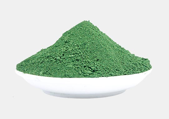 Electronic Metallurgy Grade Chrome Oxide Green(SE-2)