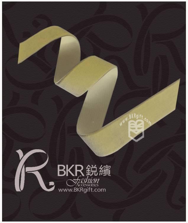 single face velvet ribbon
