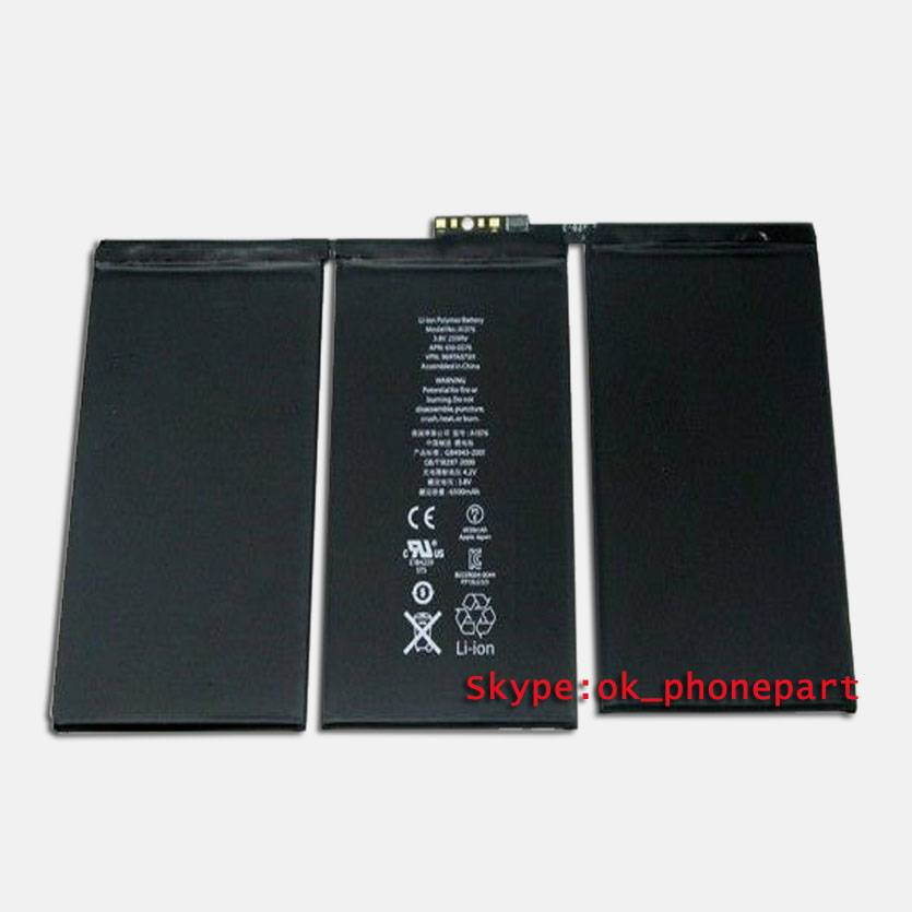 Original generation battery Replacement Part Repair Fix For Apple iPad 2 gen