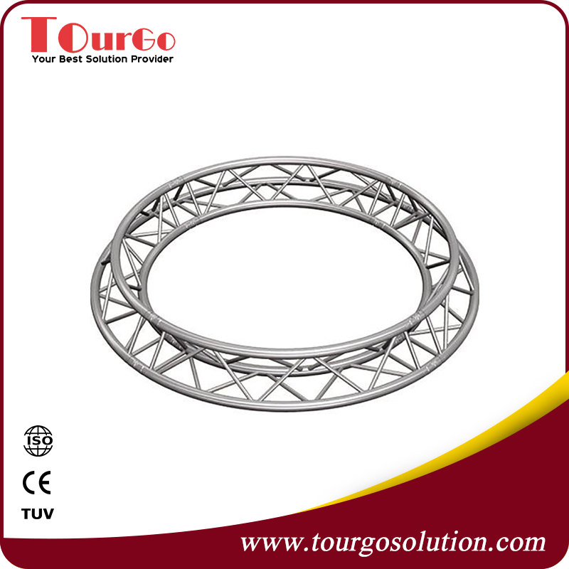 Event Lighting Circle Truss with Triangle Arc Truss Diameter 3m