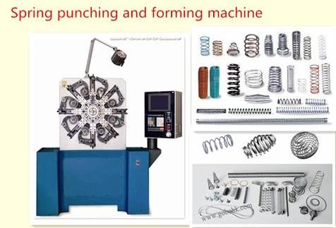 CNC Computer Spring  Machine