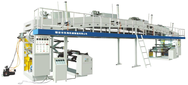 High Performance Coating Machine (GF-T-B)