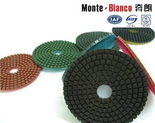 Polishing Pad stone polishing tools high quality polishing pads