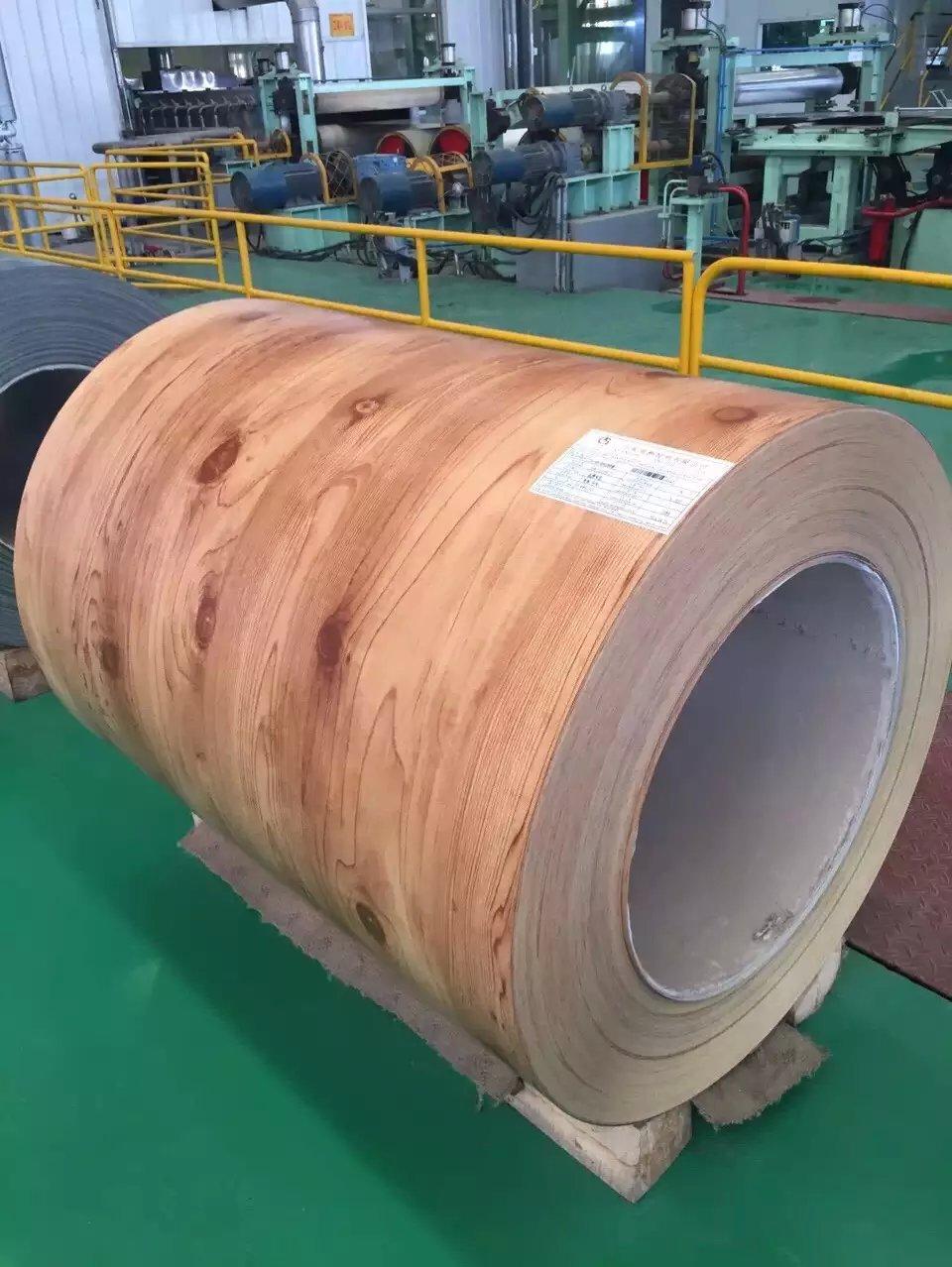 CE JIS PPGI/prepainted galvanized steel coil