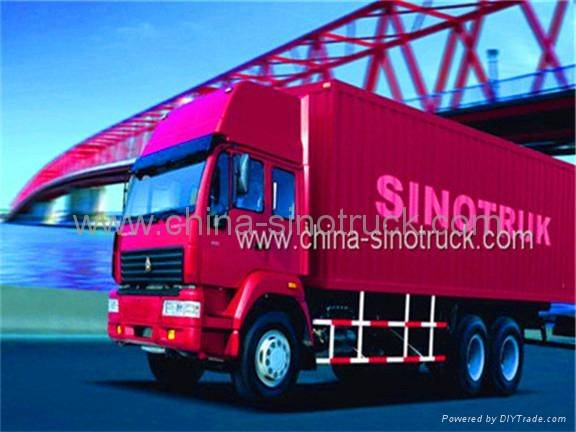 For sale SINOTRUK SWZ CARGO TRUCK 6x4(290HP)