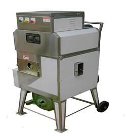 sweet corn sheller machine