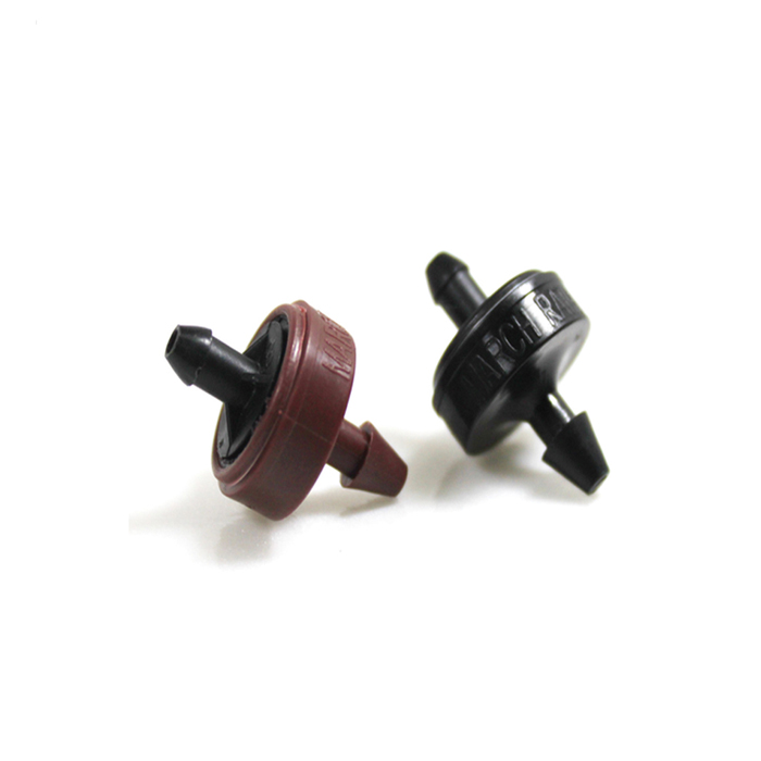 PC dripperDrip Irrigation Accessories price Offtake for drip tape Dripper
