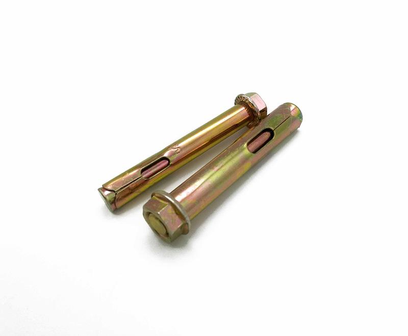 Hex Headflange Nuthex Nut Sleeve AnchorHex Nut Sleeve Anchor Sleeve Anchor