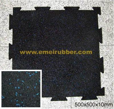 Protective Rubber Mat