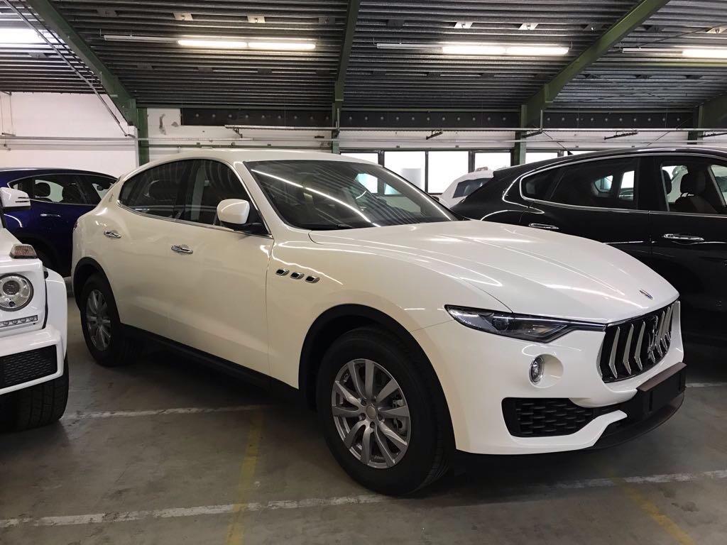 Maserati Laventi