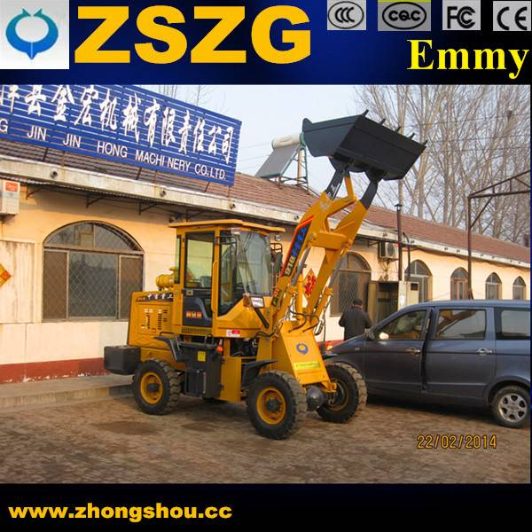 CE high lift ZSZG 918 wheeled loader