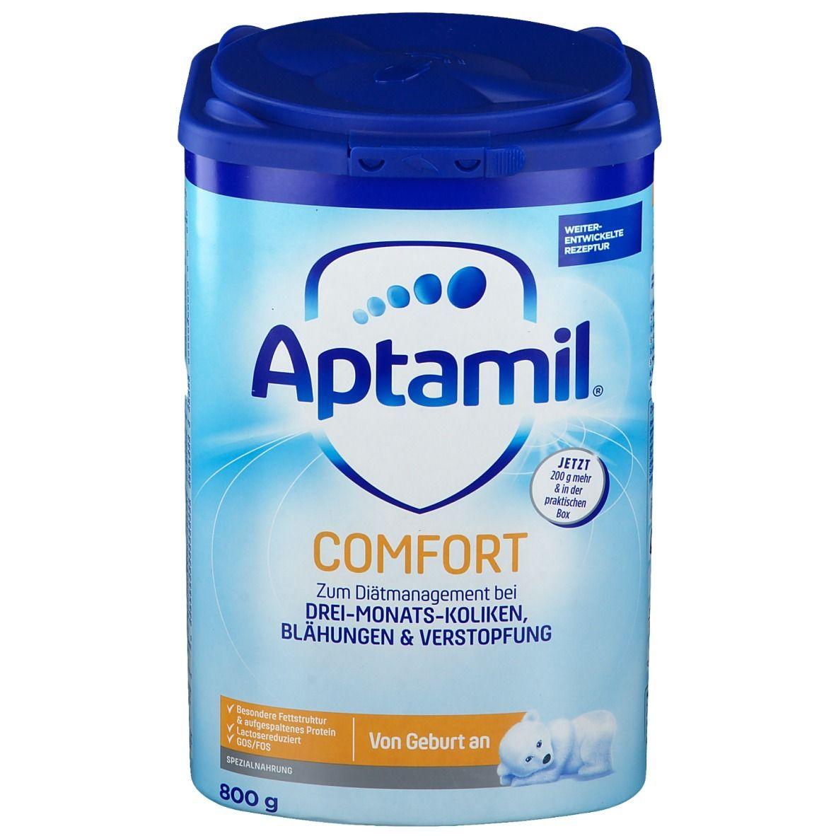 Original Aptamil 1, 2 and 3 Baby Formula German made