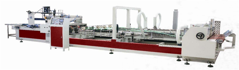 Automatic folder gluer   , model JHX 2600