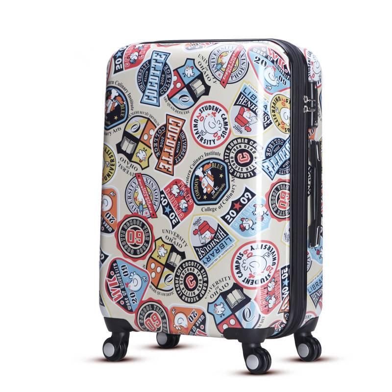 Fashion travel trolley case