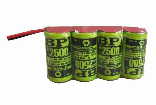 1.2V 43SC2200mAh 2500mAh 3800mAh Nimh battery
