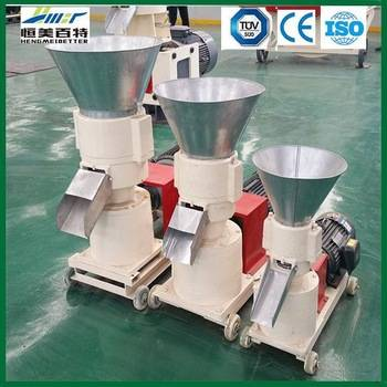 Easy operation industrial wood pellet mill for sale from china supplier