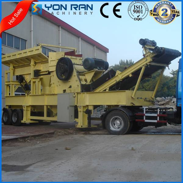 china supplier new product price for mobile stone crusher jaw crusher with CE ISO certificate