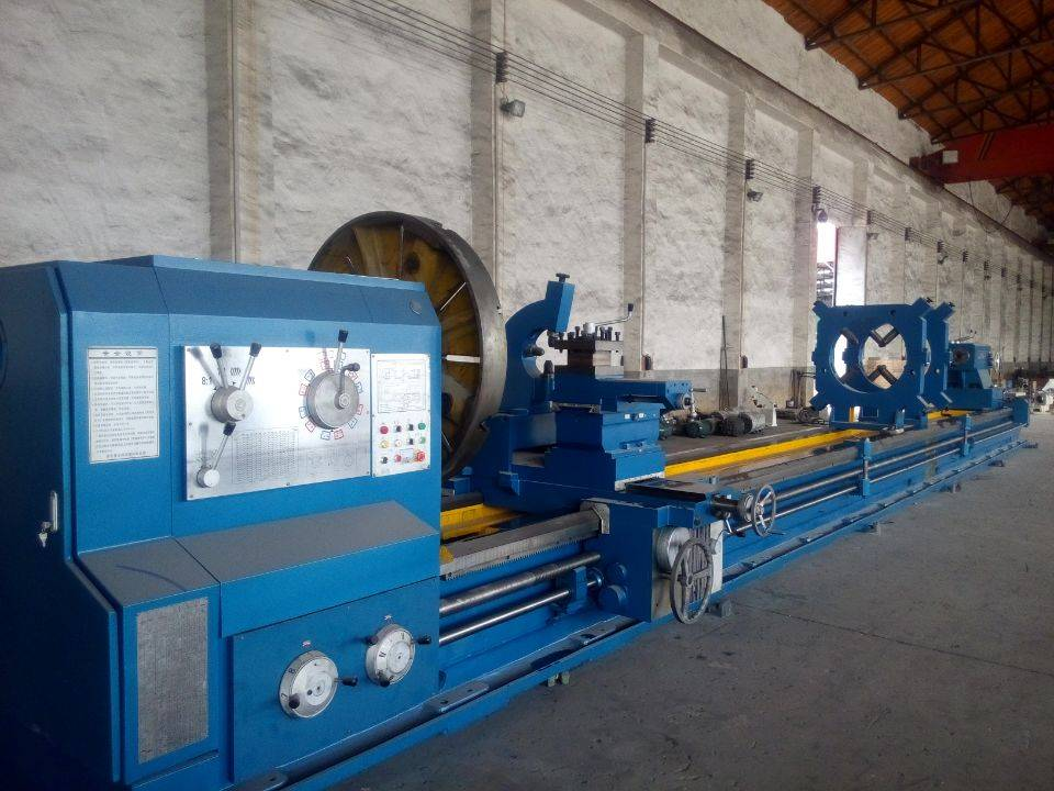 Heavy duty horizontal lathe machine C61400/lathe manufactures manual lahte machine price