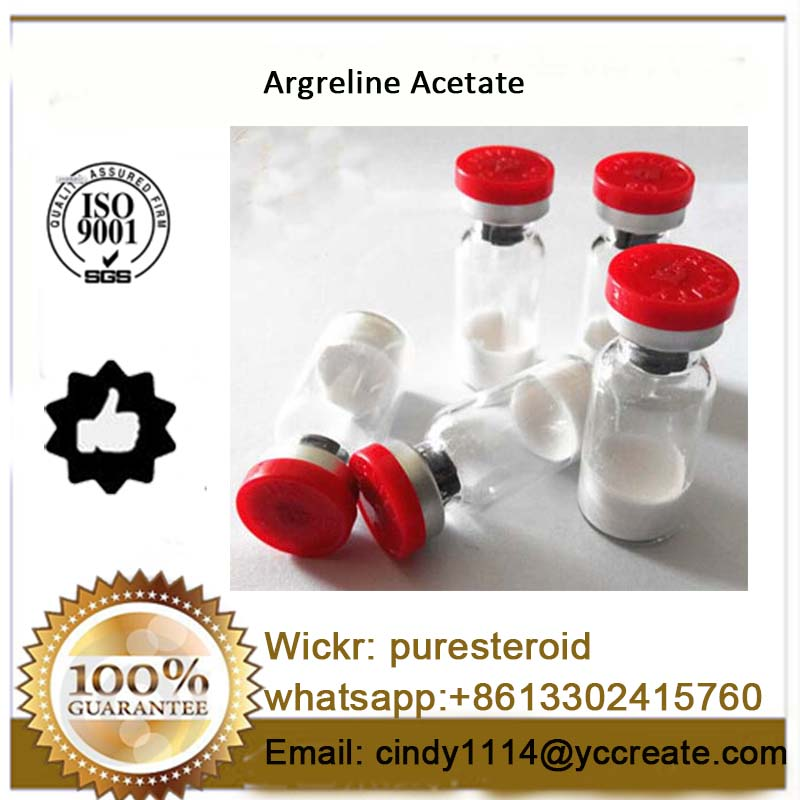 Argreline Acetate Cosmetic Peptides Best Source