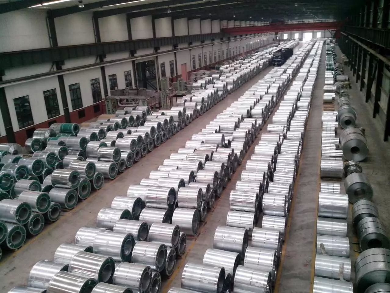 0.80mm hot dipped galvalume steel coil