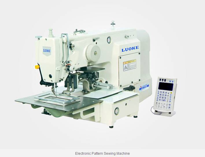 LK210D Electronic Pattern Sewing Machine