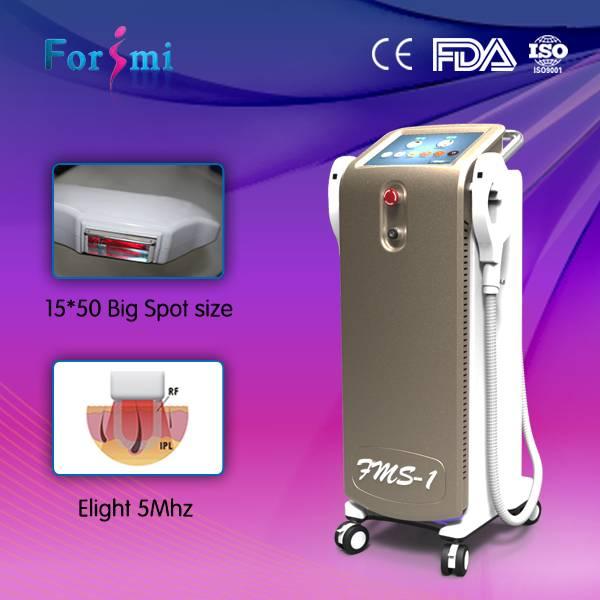 E-light ipl medic shr ipl photofacial rejuvenation opt shr laser top hair removal devices