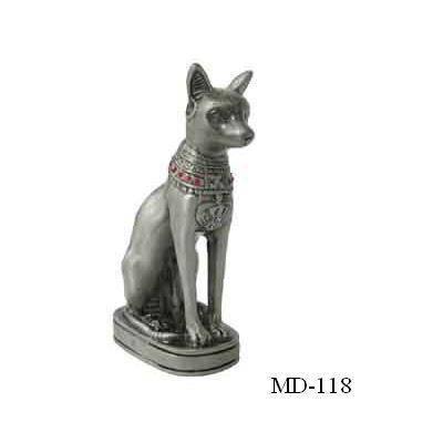 Metal Crafts-Egypt Cat (MD-118)