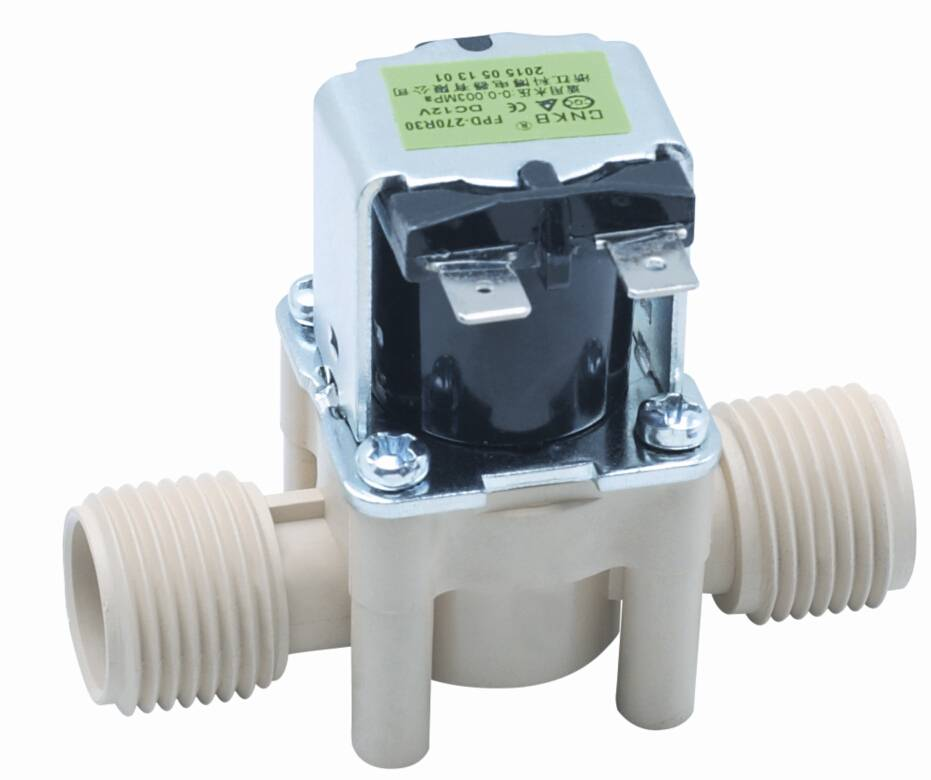 PPO material solenoid valve for water purifying machine