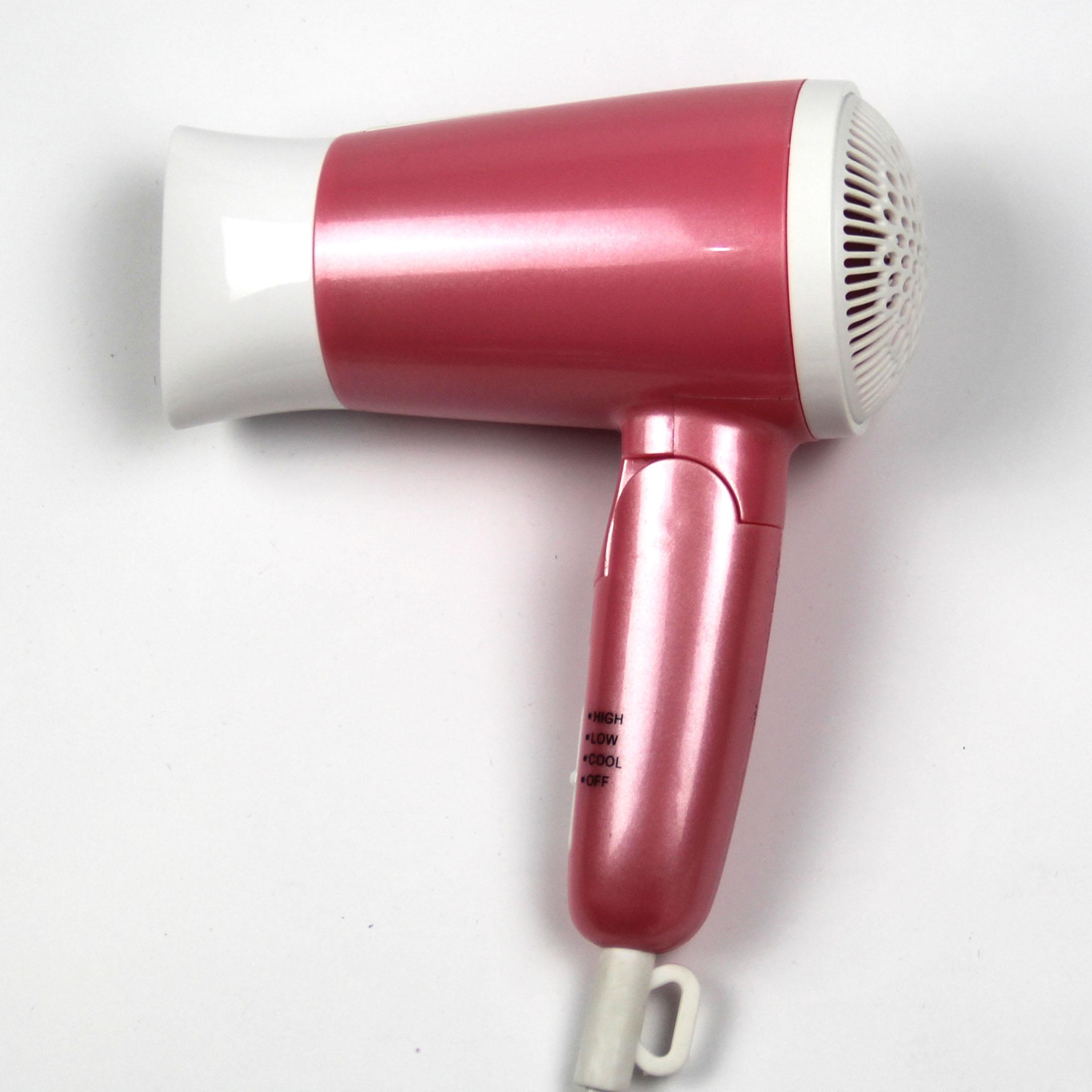 traval foldable hot sale mini hair dryer wholesale