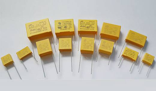 Cheap film capacitor X2 capacitor