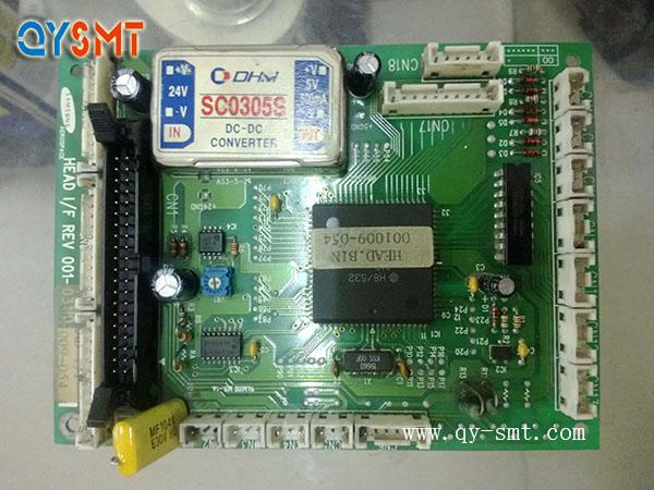 SAMSUNG CP40 I-F board J9060023B