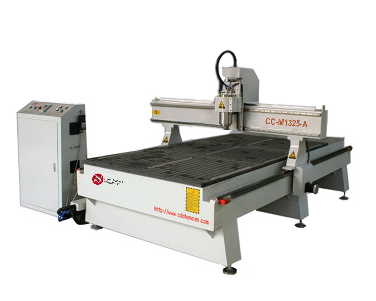HEAVY LATH BED WOODWORKING CNC ROUTER --CC-M1325A