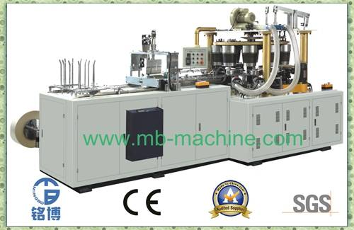 Fried Chicken Paper Bowl&Bucket Making Machine MB-ZT-200