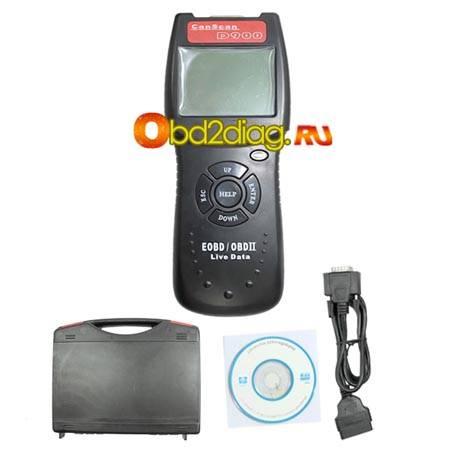 D900 CANBUS OBD2 Live PCM Data Code Reader 2011 Version