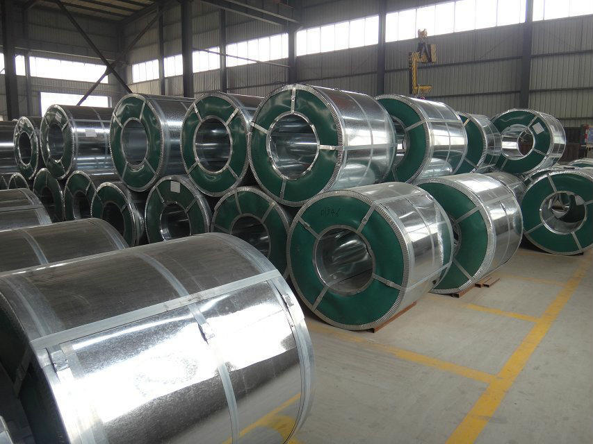Z100 hot dipped galvanized steel coil