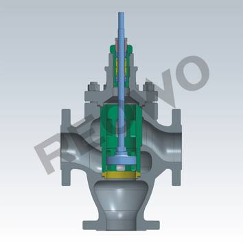 13H/F Series control valve
