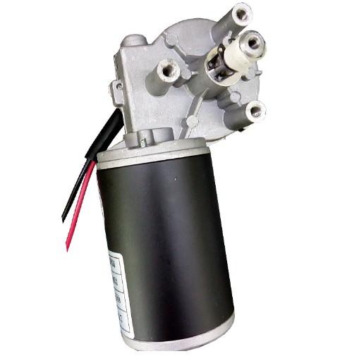 12v 24v dc gear motor high torque low speed motor for BBQ fishing machine