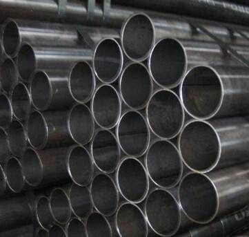 BLACK STEEL PIPE ASTM A53 API 5L GR.B