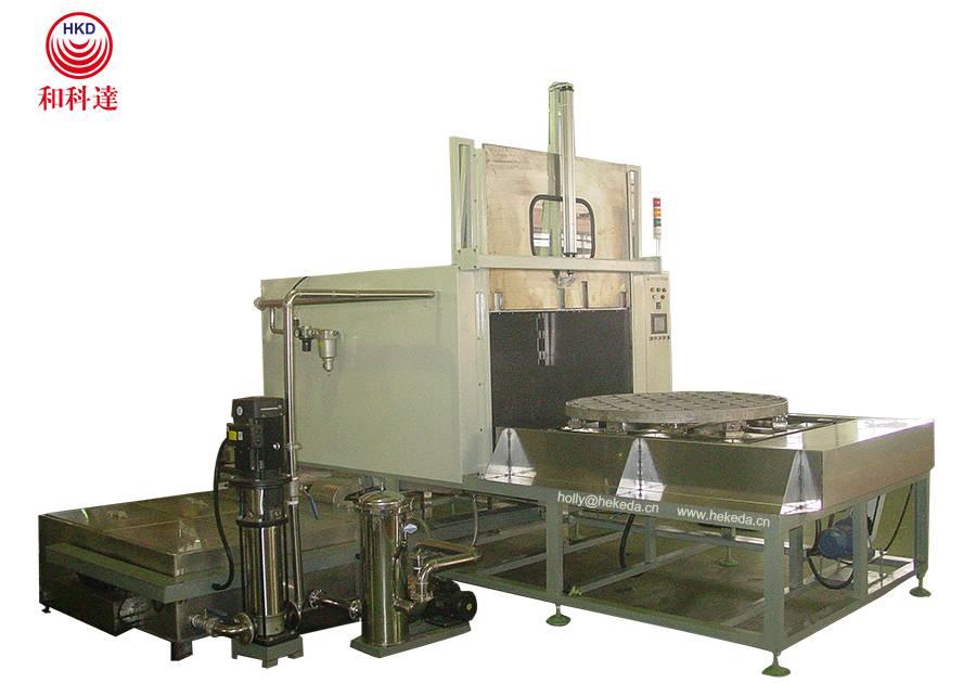 ultrasonic module cleaning machine
