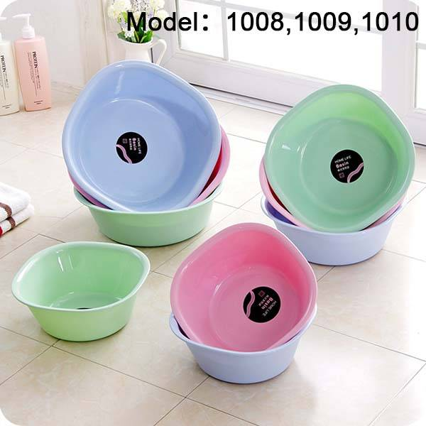 Wholesale square plastic washbasin