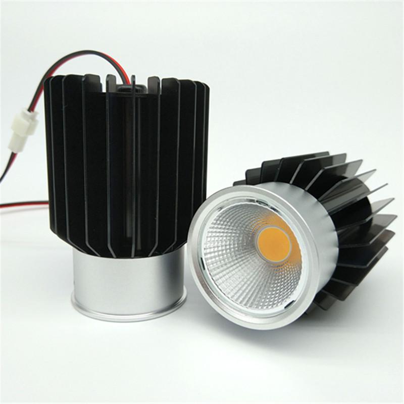 Super bright 15w CRI90 indoor gu10 mr16 bridgelux cob led downlight module China