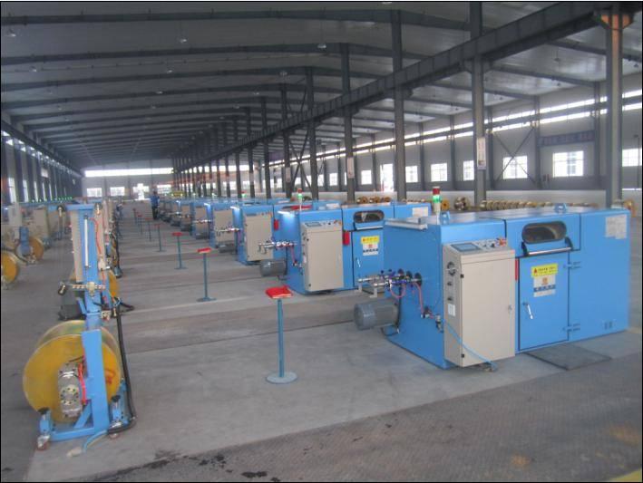 Fuchuan FC-500B high speed wire bunching machine with high performance