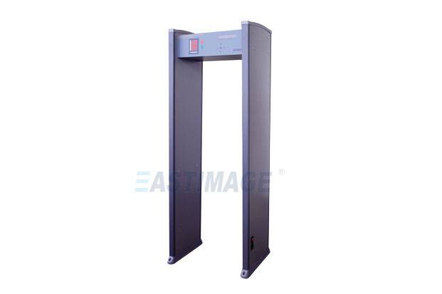 EI-MD2000A High Sensitivity Digital Walkthrough Metal Detector