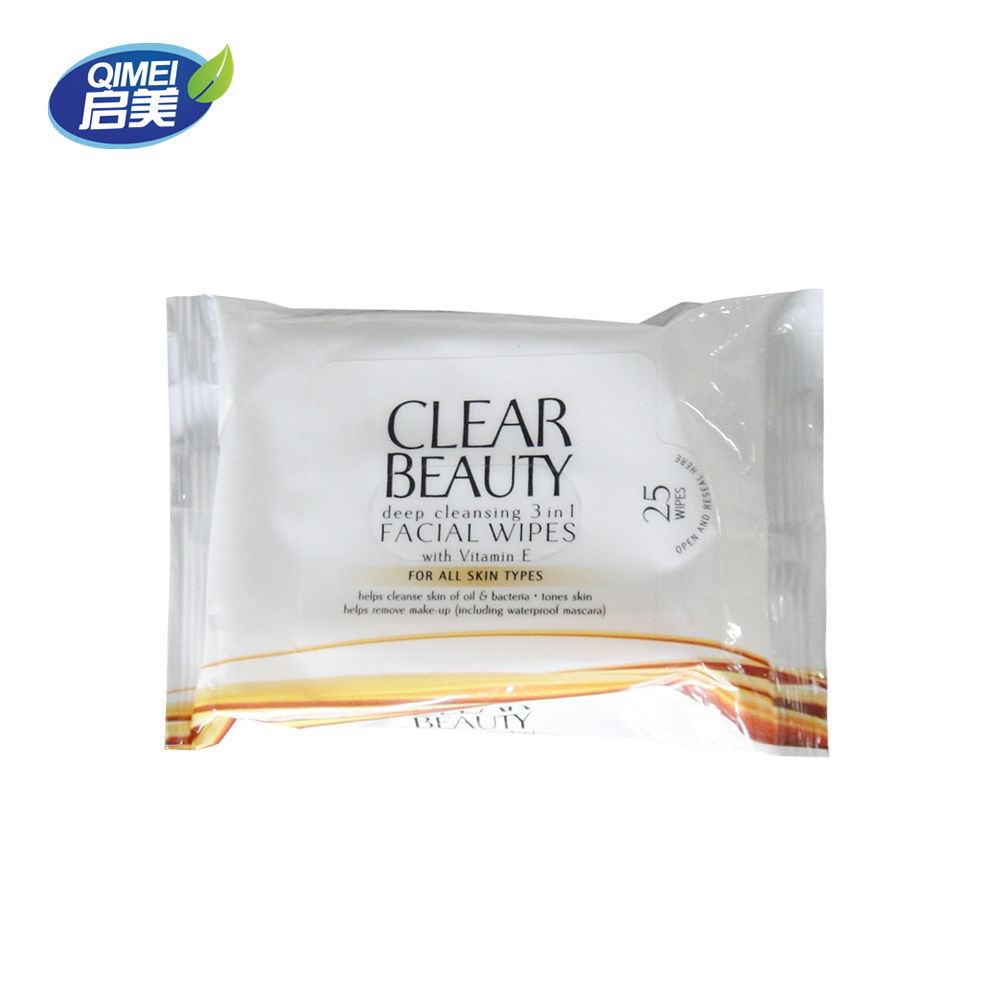 feminine cleansing tissue with BRC wet wipes