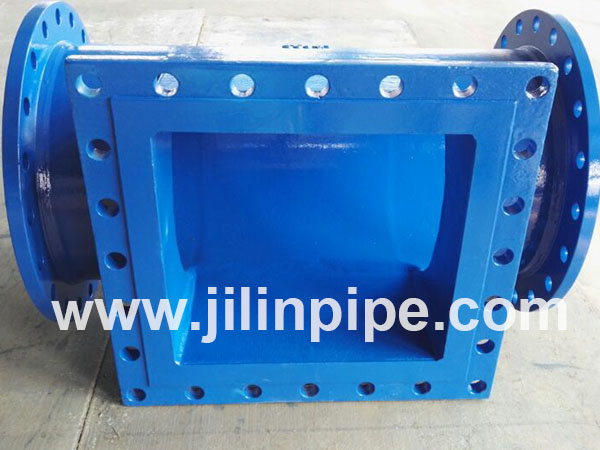 ductile iron pipe fittings ISO2531 BSEN545 BSEN598