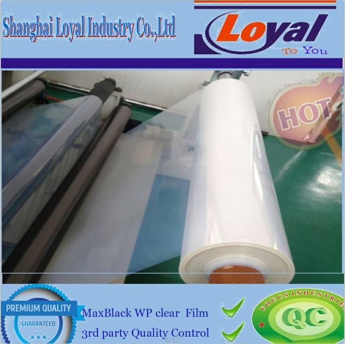 waterproof inkjet/laser PET film/non-waterproof inkjet/laser PET film