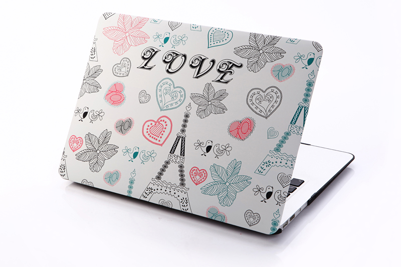 custom Design Pattern Hard Shell Cover Case for Apple MacBook Pro 13""